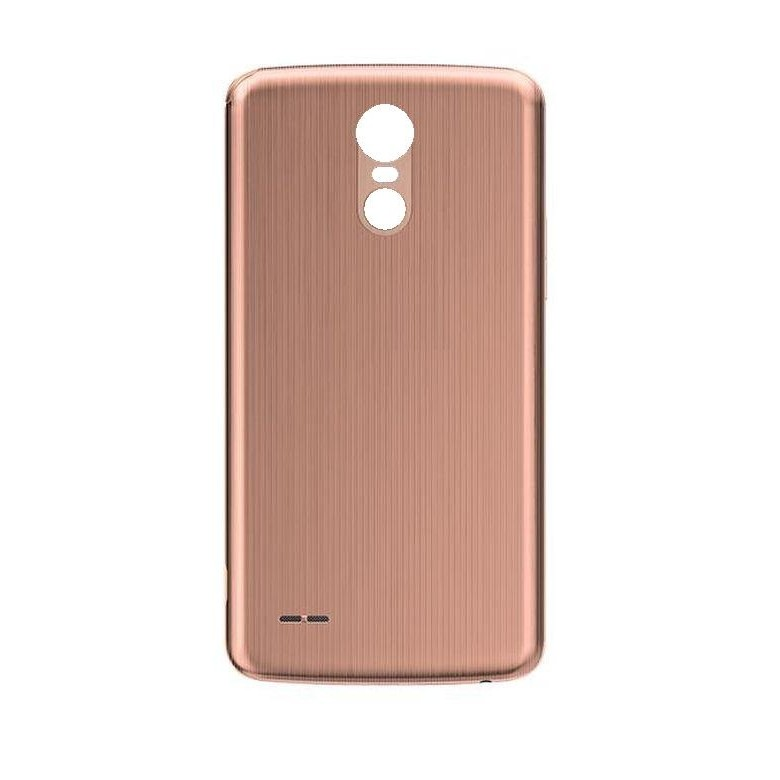 competitive price fbdf4 3ec58 Back Panel Cover for LG Stylus 3 - Pink Gold