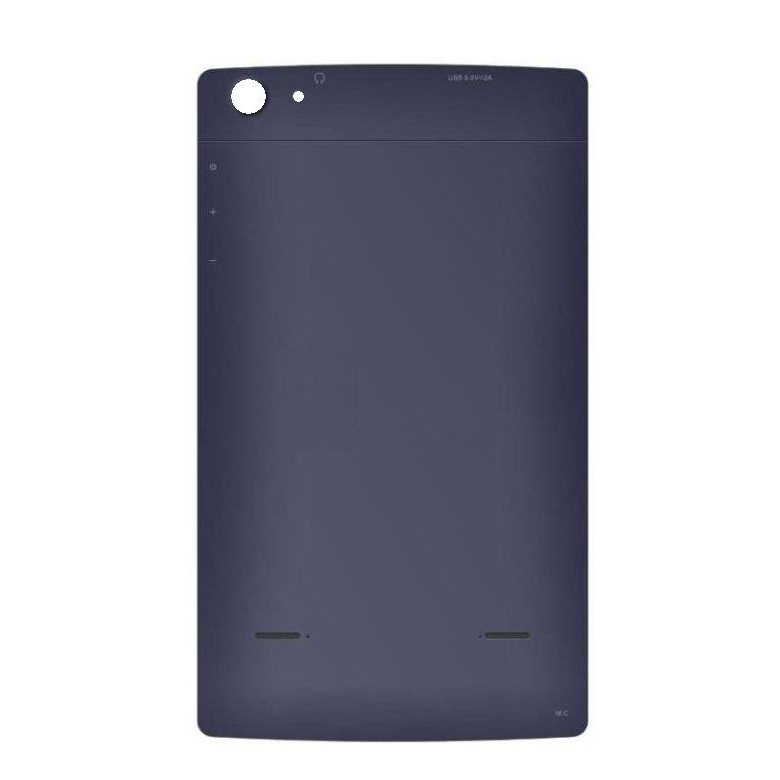 new style 9aca6 8374a Back Panel Cover for Micromax Canvas Tab P681 - Blue