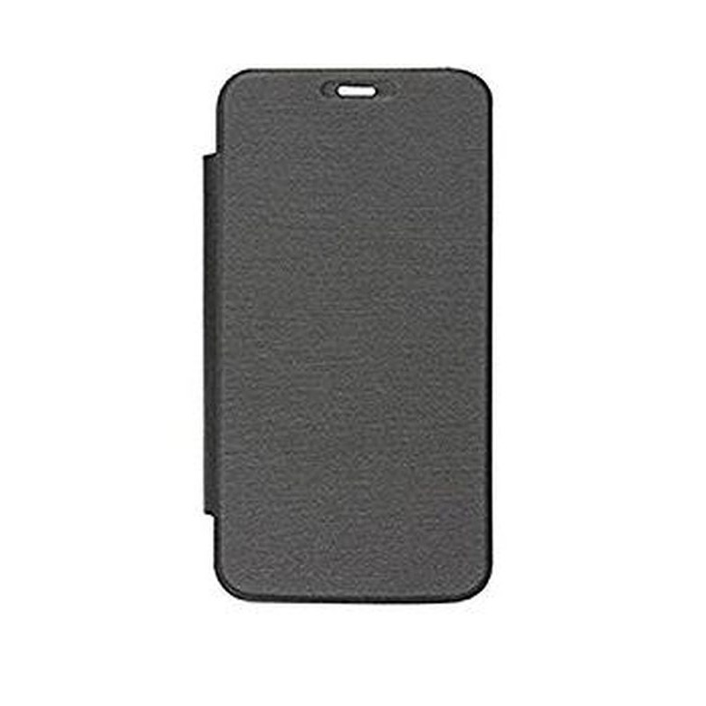 best website 21c47 49440 Flip Cover for Micromax Canvas 5 Lite Q462 - Black