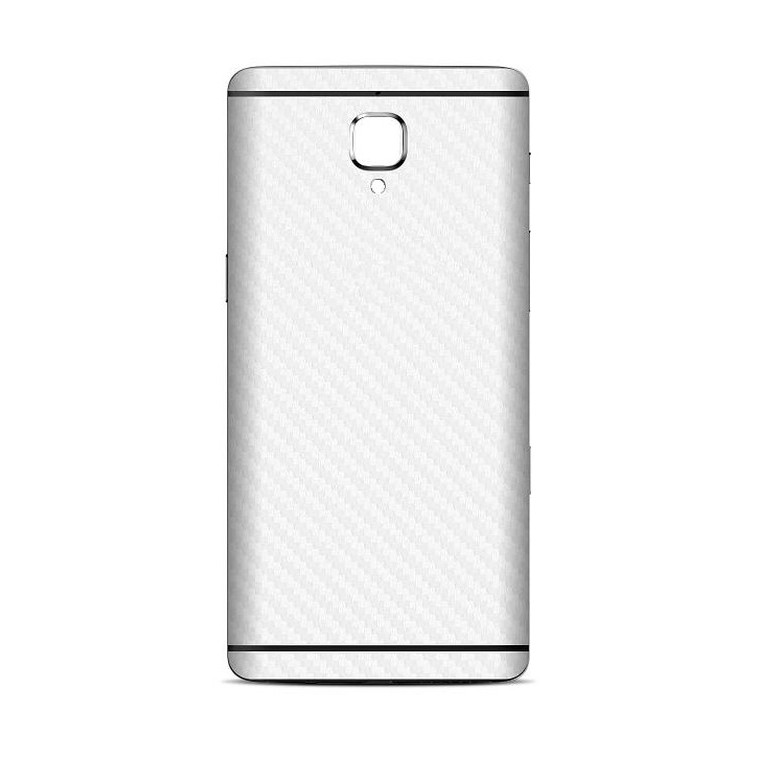newest 37d7f 69a7d Back Panel Cover for OnePlus 3T - White