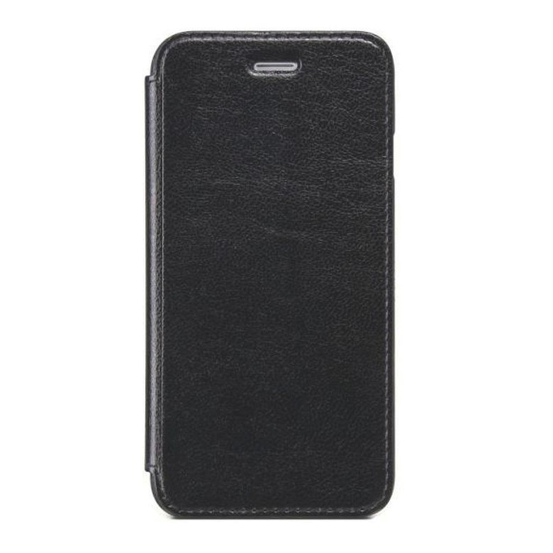 pick up cc3db 3583d Flip Cover for Micromax Canvas Spark 2 Plus Q350 - Black