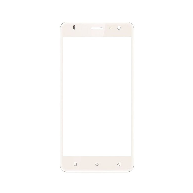 wholesale dealer 9383f 8a5d3 Touch Screen Digitizer for Intex Aqua S3 - White