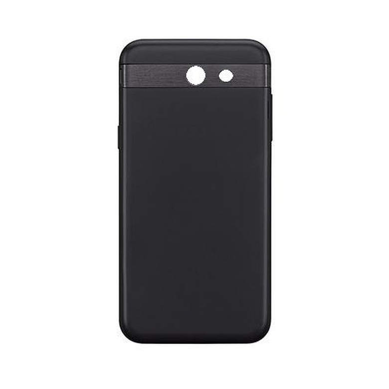 the latest c8d37 0afa6 Back Panel Cover for Samsung Galaxy J3 Emerge - Black