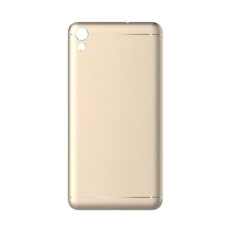 quality design 25bbe f2490 Back Panel Cover for Tecno i5 Pro - Gold