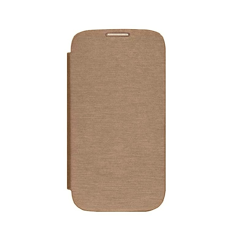 best service abf8c 5ab02 Flip Cover for Samsung Galaxy J7 Pro - Gold