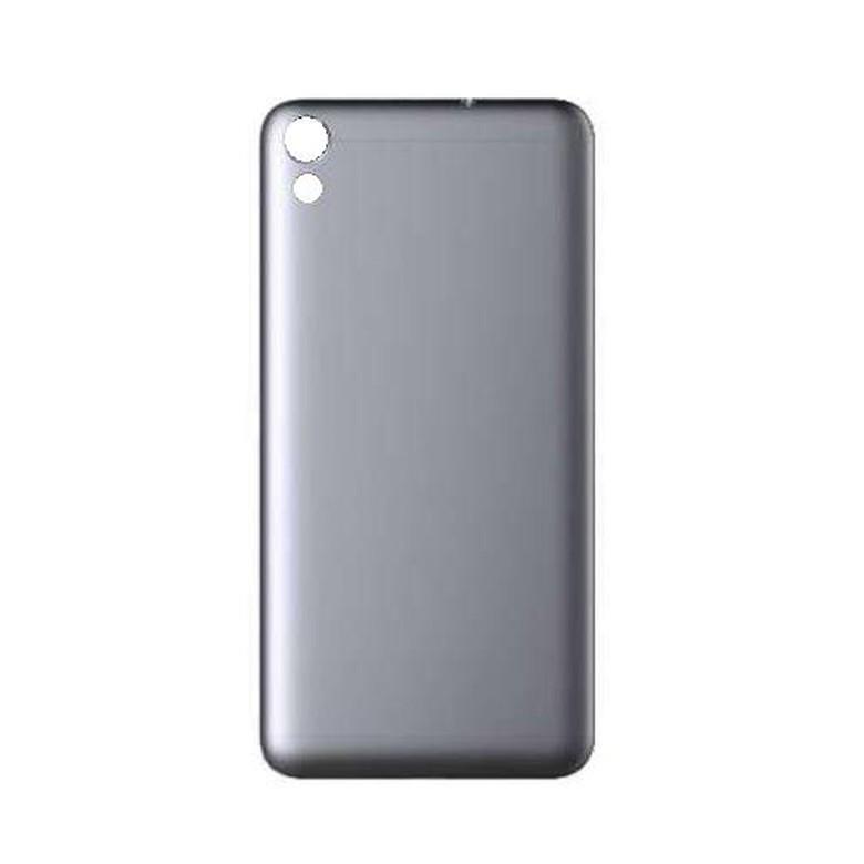 meet 25bce 33361 Back Panel Cover for Tecno i3 Pro - Black
