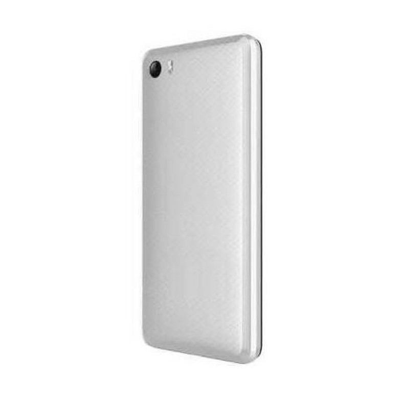 quite nice 64ce4 85331 Back Panel Cover for Itel Wish A21 - Black
