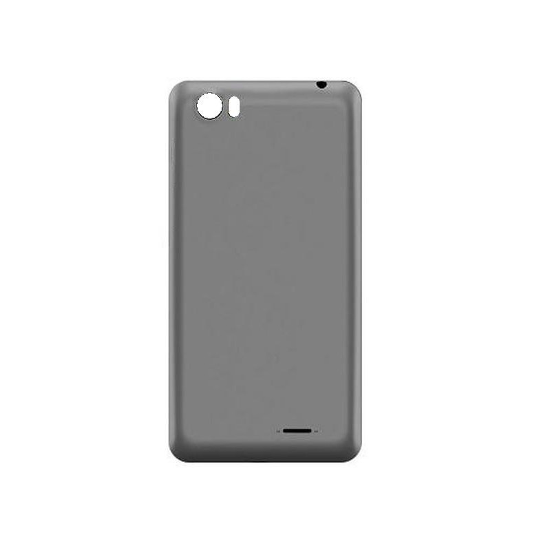 size 40 5e061 53efb Back Panel Cover for Videocon Krypton 30 - Grey