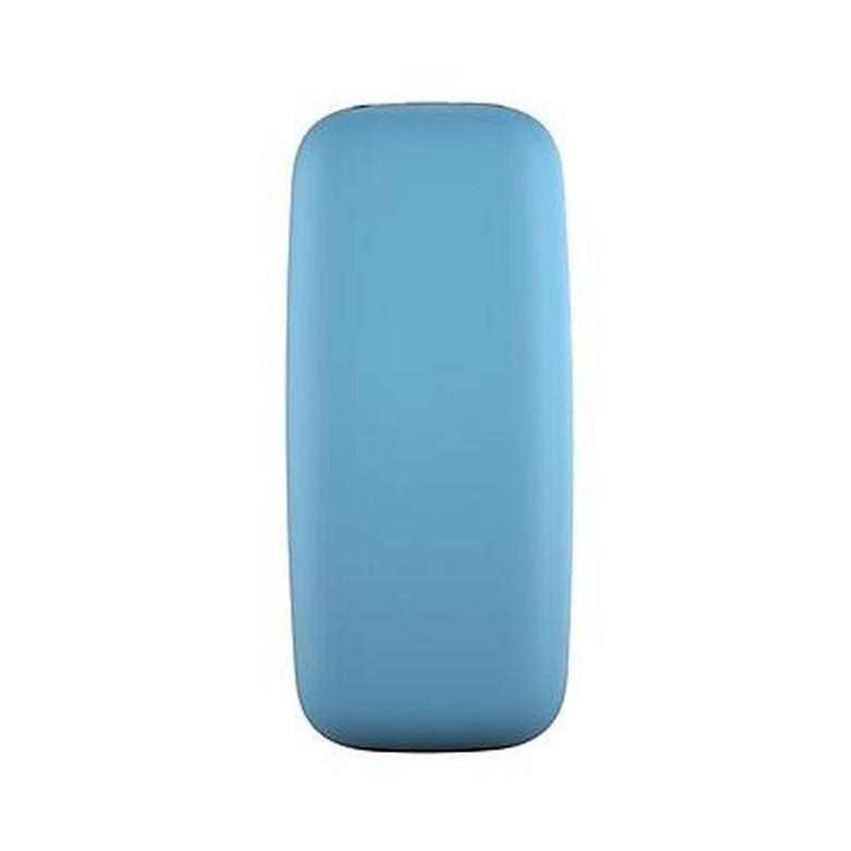 Back Panel Cover For Nokia 105 2017 Blue Maxbhi Com