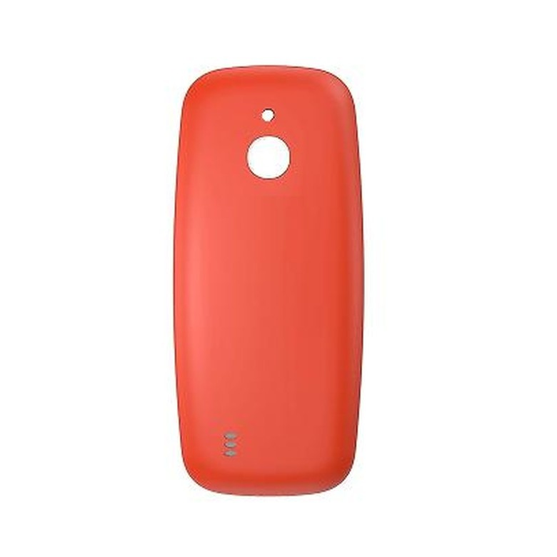 sports shoes 31aed 8840d Back Panel Cover for Nokia 3310 3G - Red