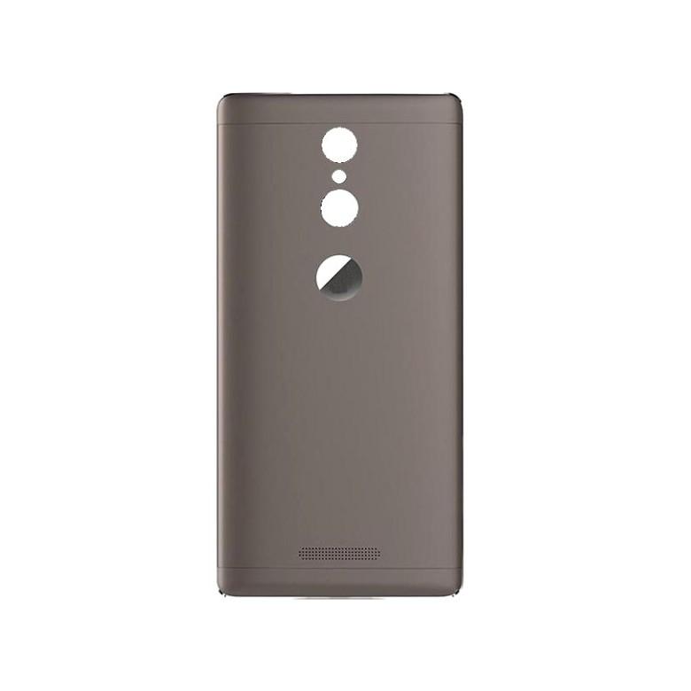 promo code c555a 6d6cd Back Panel Cover for Gionee S6s - Black - Maxbhi.com