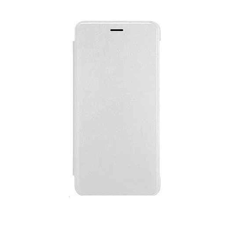 online retailer ed6f5 b8f48 Flip Cover for iVooMi Me3 - White