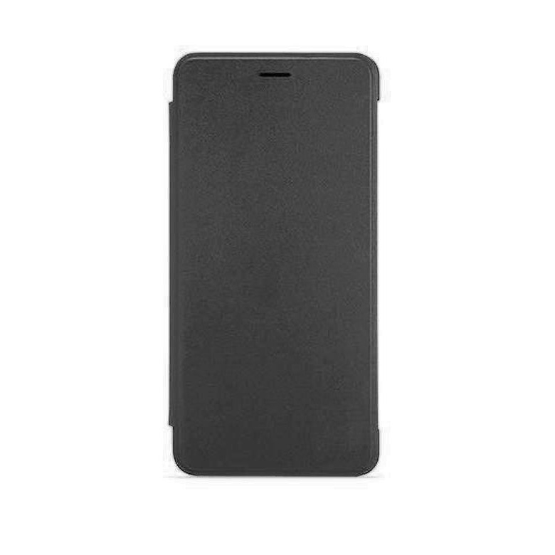 buy popular aac27 cbbf2 Flip Cover for Huawei Honor 7C - Black
