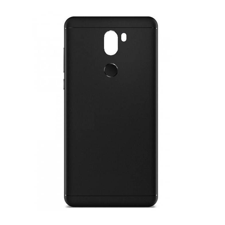 new concept 9c020 41aea Back Panel Cover for Coolpad Cool Play 6 - Black