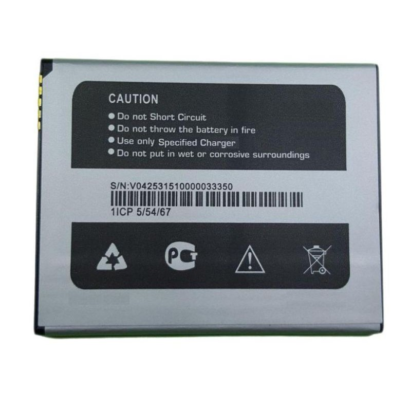 save off 526c9 8644a Battery for Micromax Canvas Pulse 4G E451