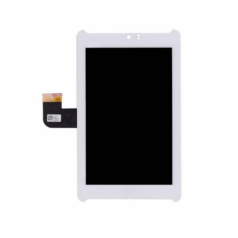 LCD with Touch Screen for Asus Fonepad 7 ME175CG with 3G - White (display  glass combo folder)