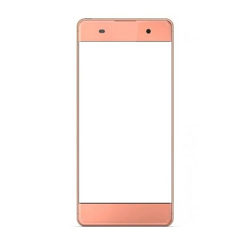 finest selection 562e8 492e4 Touch Screen Digitizer for Sony Xperia XA Dual - Rose Gold