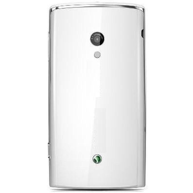 Back Panel Cover for Tata Docomo Sony Ericsson Xperia X10 - White