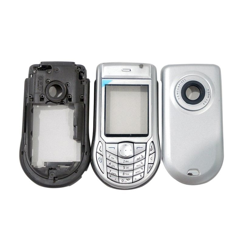 Full Body Housing for Nokia 6630 - White