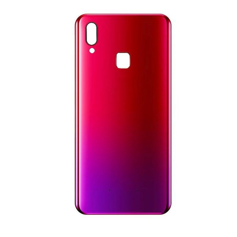 size 40 9b769 861ff Back Panel Cover for Vivo Y95 - Purple