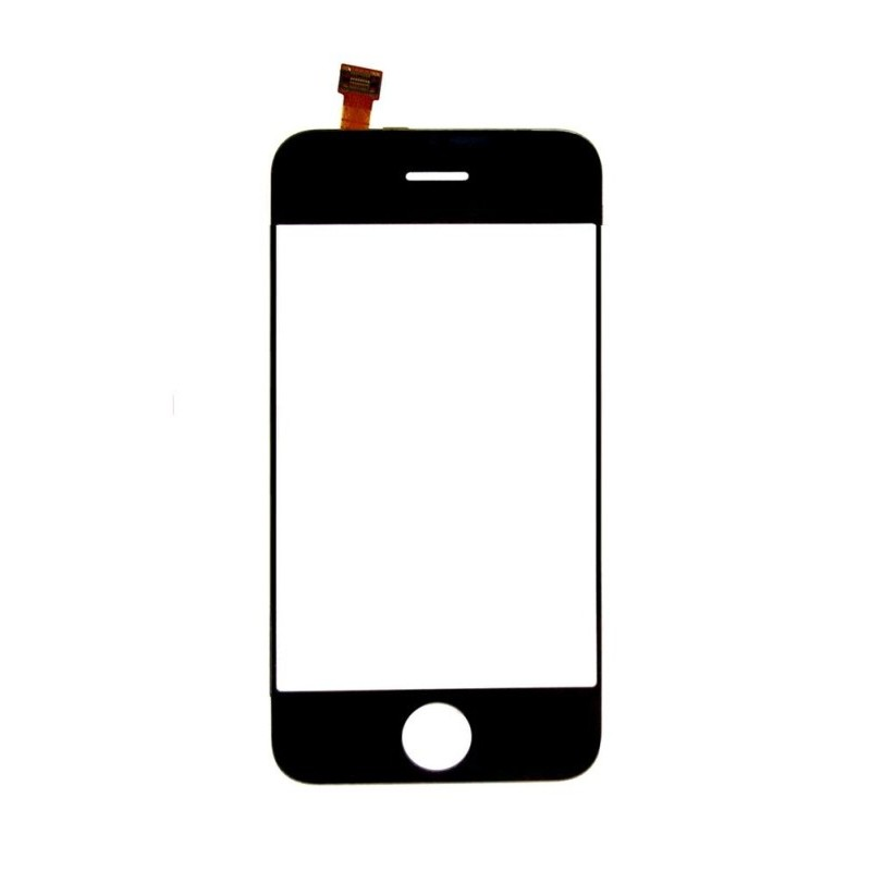 iphone 2g part of touch screen not working