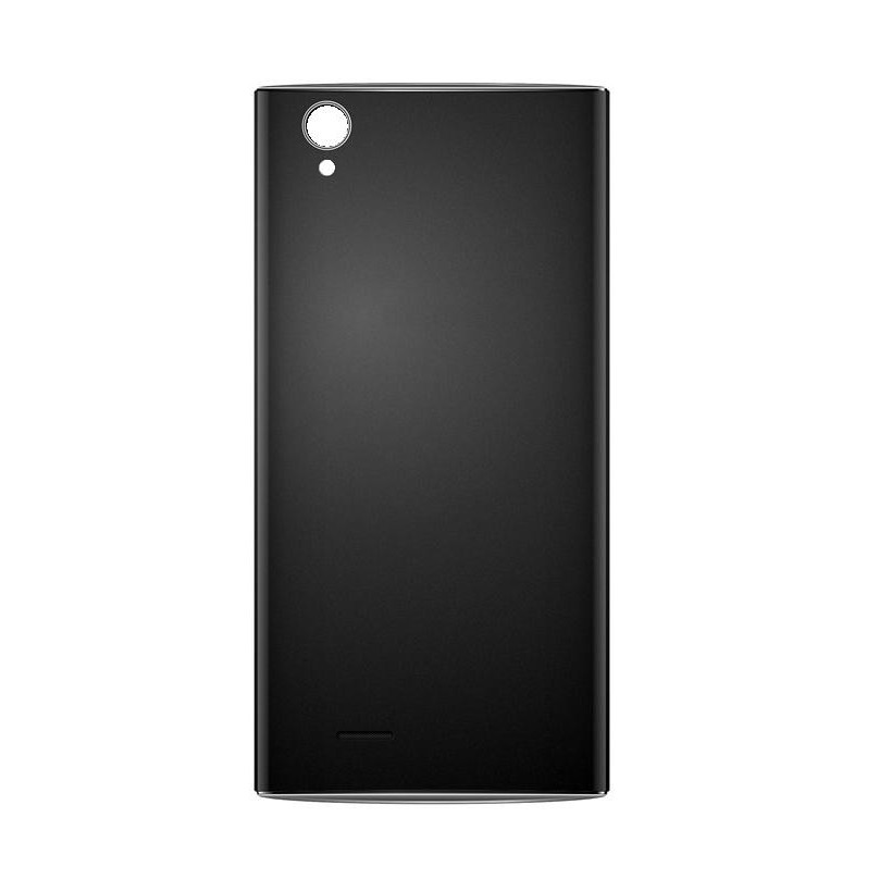 save off 95fb8 787ca Back Panel Cover for XOLO A600 - Black