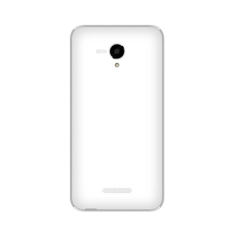 check out 2307d 603dc Back Panel Cover for Micromax Q391 Canvas Doodle 4 - White