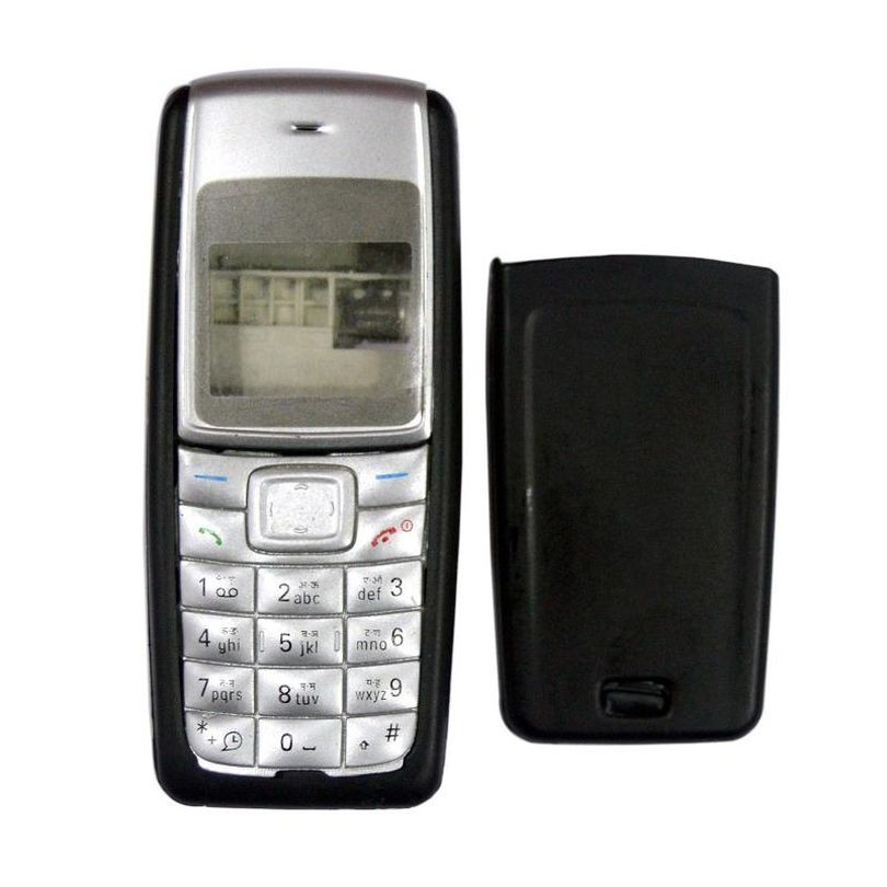 Full Body Housing For Nokia 1112 Black Maxbhi Com