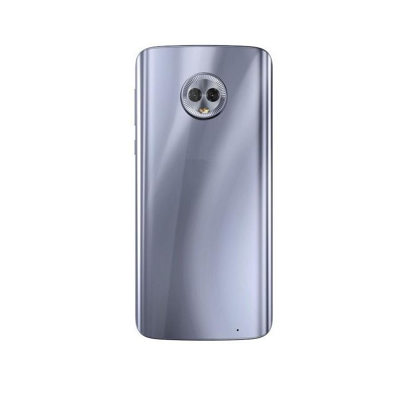 Full Body Housing for Motorola Moto G6 Plus - Grey