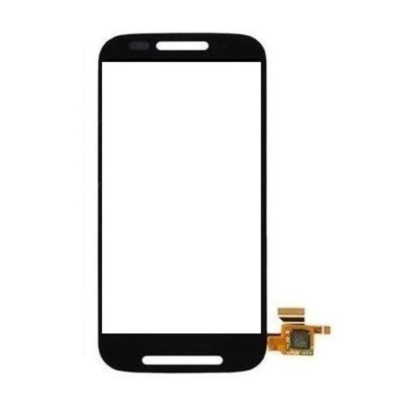 online store 5b8af 5591c Touch Screen Digitizer for Motorola Moto E Dual SIM XT1022 - Black