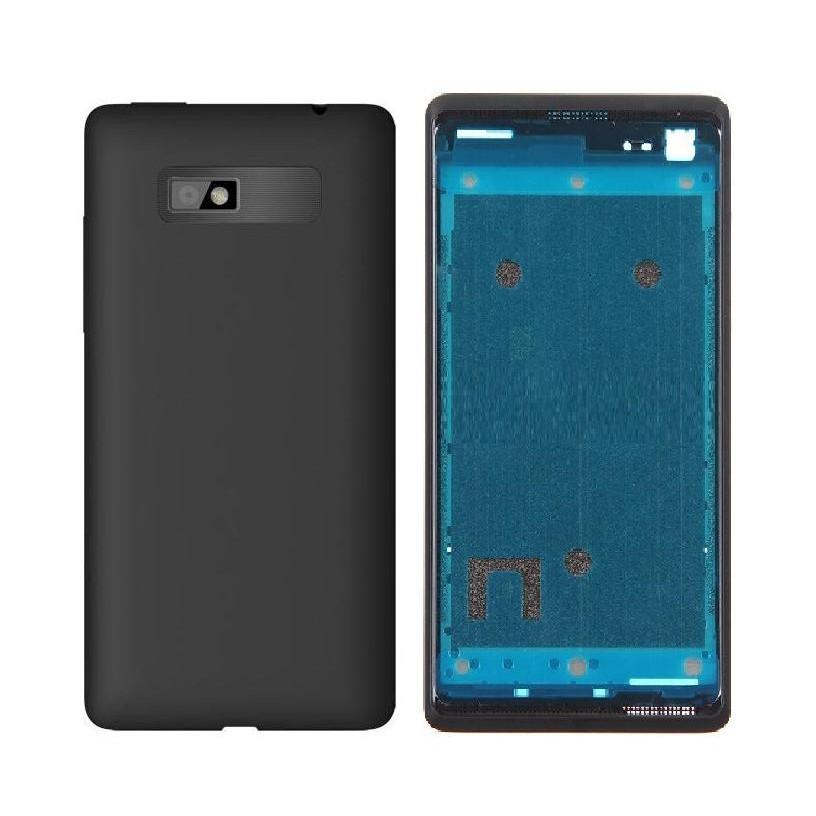 quality design 5ebf4 f8543 Full Body Housing for HTC Desire 600c - Black