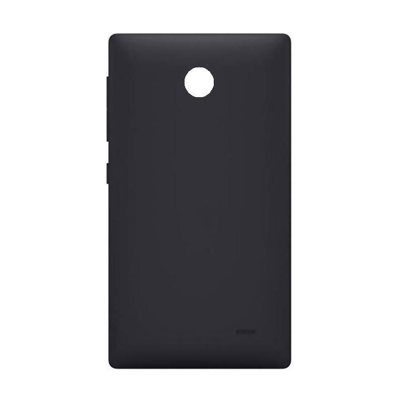 the best attitude dd8d4 02d1e Back Panel Cover for Nokia X Plus Dual SIM RM-1053 - Black