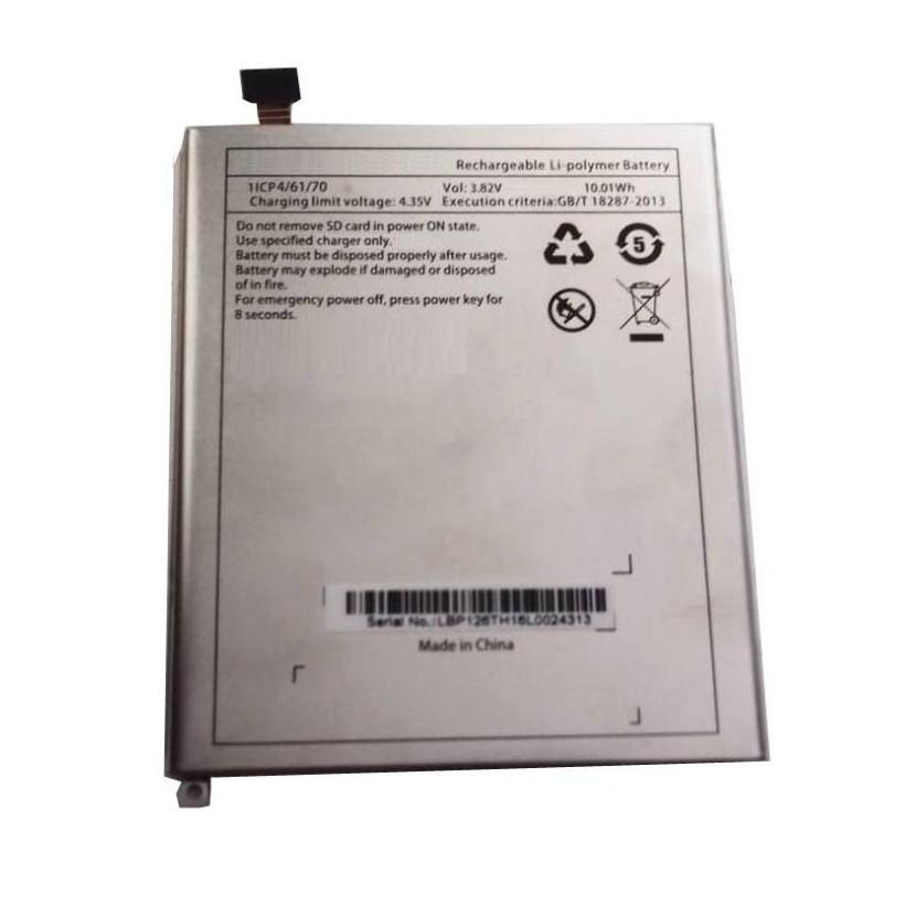 Battery for Lava R1