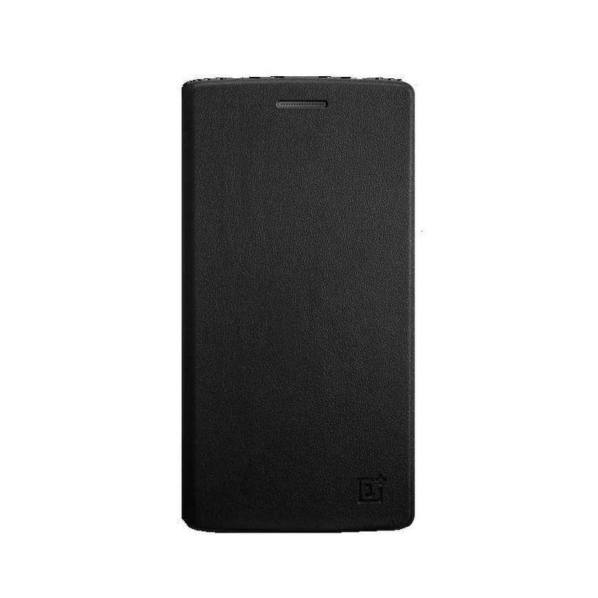 official photos bb503 f8c26 Flip Cover for OnePlus One - Sandstone Black