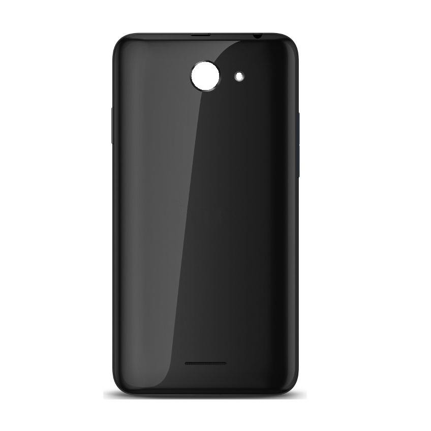 watch 847b3 8dee2 Back Panel Cover for HTC Desire 516 dual sim - Black