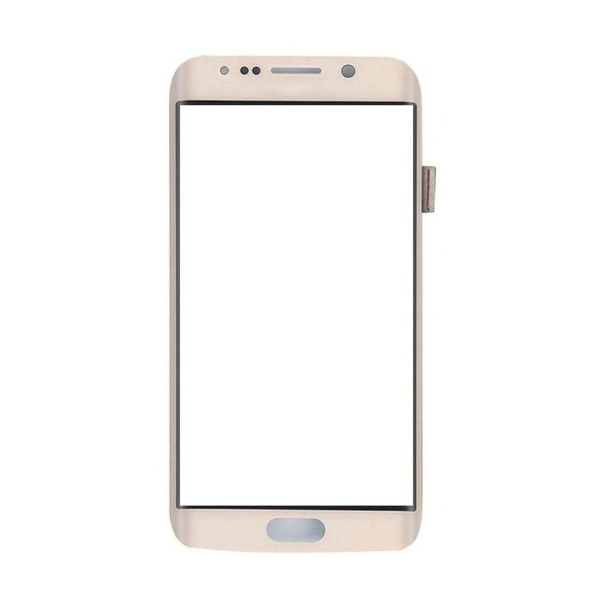 Touch Screen Digitizer for Samsung Galaxy S6 edge Plus Duos - Gold