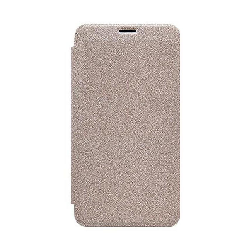 best website 8949c 981a9 Flip Cover for Samsung Galaxy J7 Nxt - Gold