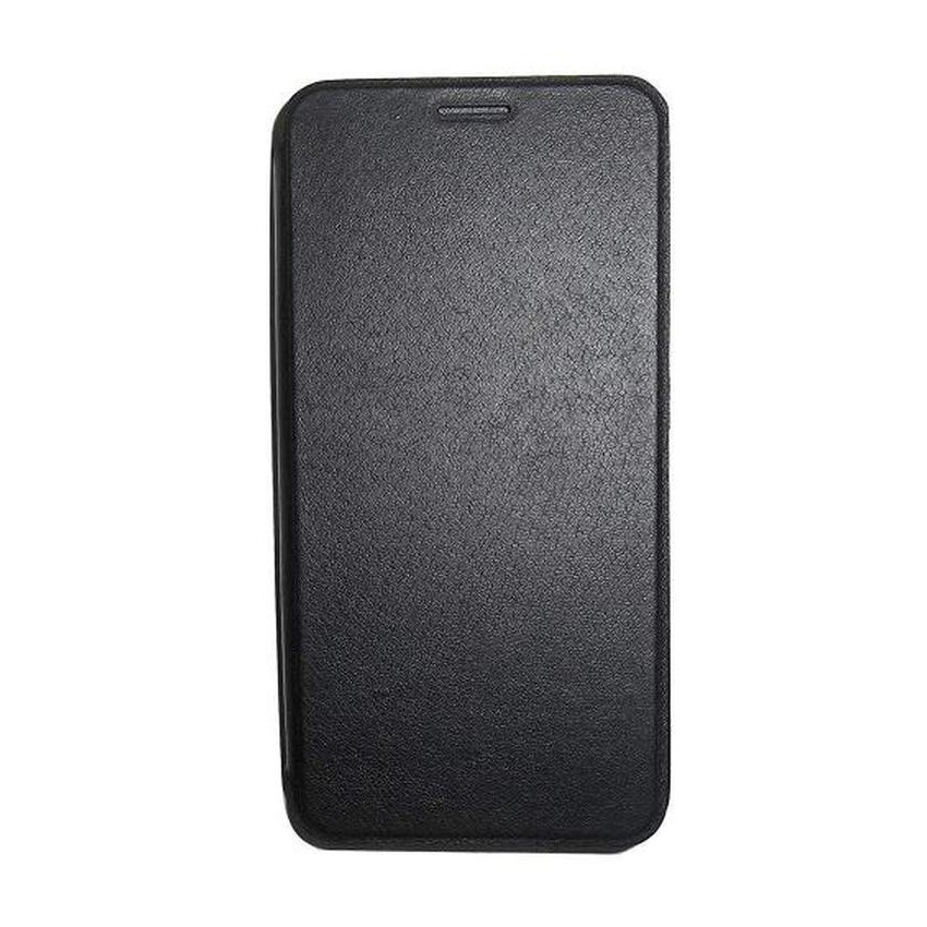 quality design 4d667 d8991 Flip Cover for Itel Wish A41 Plus - Black