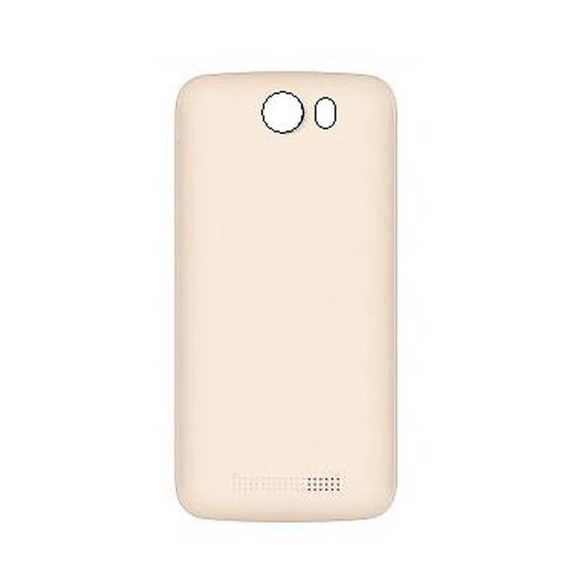newest 1a528 aa6f6 Back Panel Cover for Swipe Elite VR - Gold
