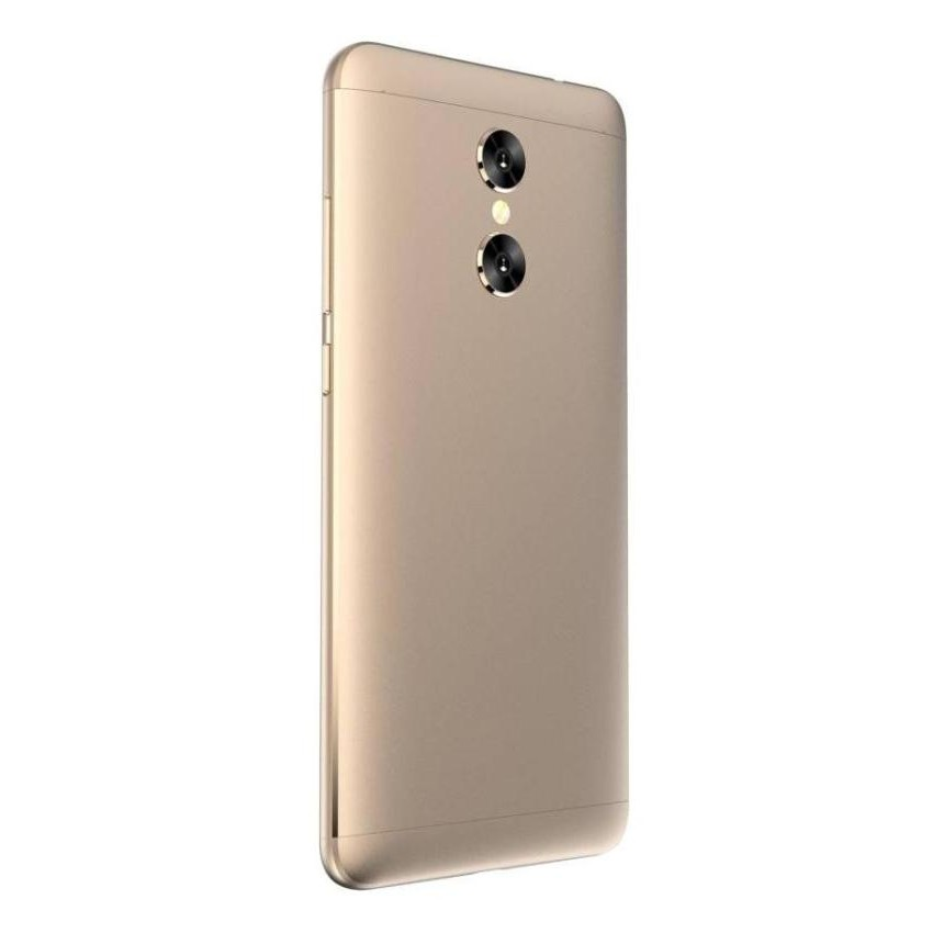 quality design 458a9 b450a Back Panel Cover for Micromax Evok Dual Note - Gold