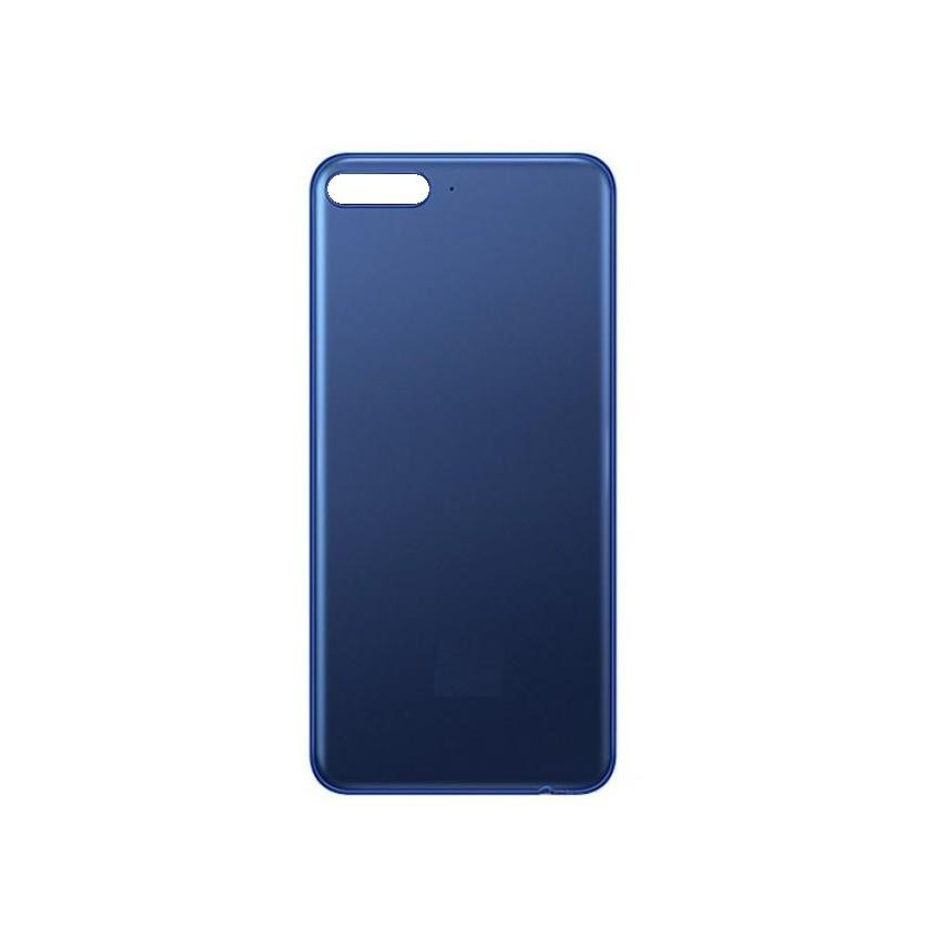 the best attitude acfb5 cc45d Back Panel Cover for Huawei Y7 Pro (2018) - Blue