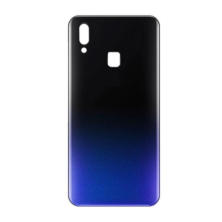 best website 9063f d7609 Back Panel Cover for Vivo Y95 - Blue