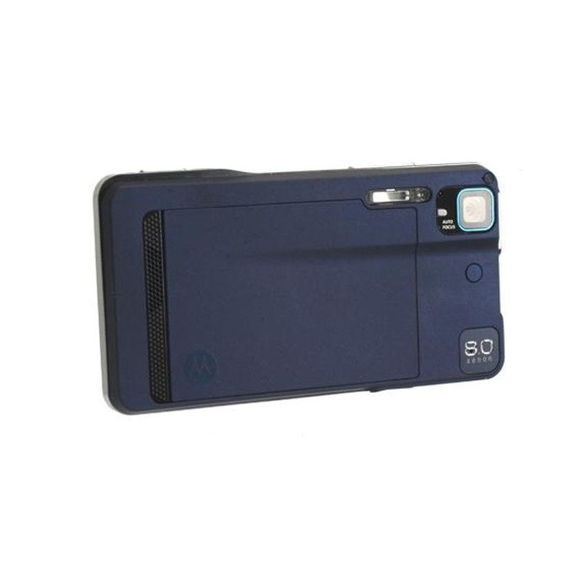 Full Body Housing for Motorola MILESTONE XT720 - Black