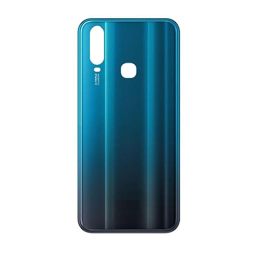 Back Panel Cover For Vivo Y17 2019 Blue