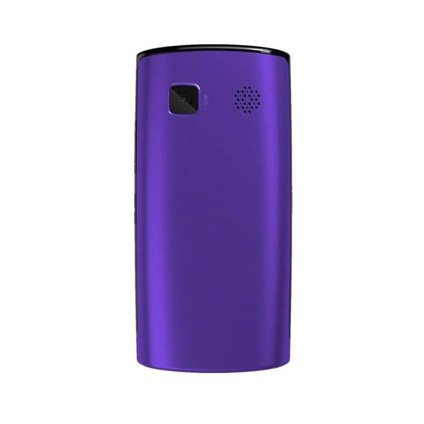 Full Body Housing for Nokia 500 Fate - Purple
