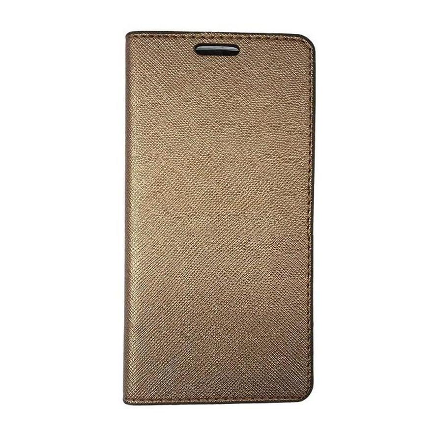 sale retailer debff 4a855 Flip Cover for Yu Yunique 2 Plus - Champagne