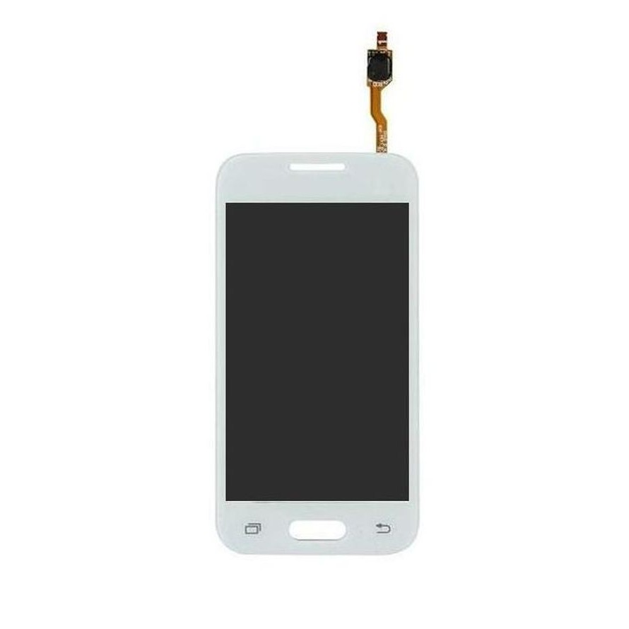 LCD with Touch Screen for Samsung Galaxy Ace NXT SM-G313H - White (display  glass combo folder)