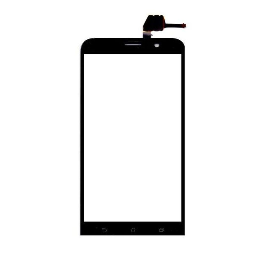 Touch Screen Digitizer For Asus Zenfone 2 Laser Ze601kl Silver By Case