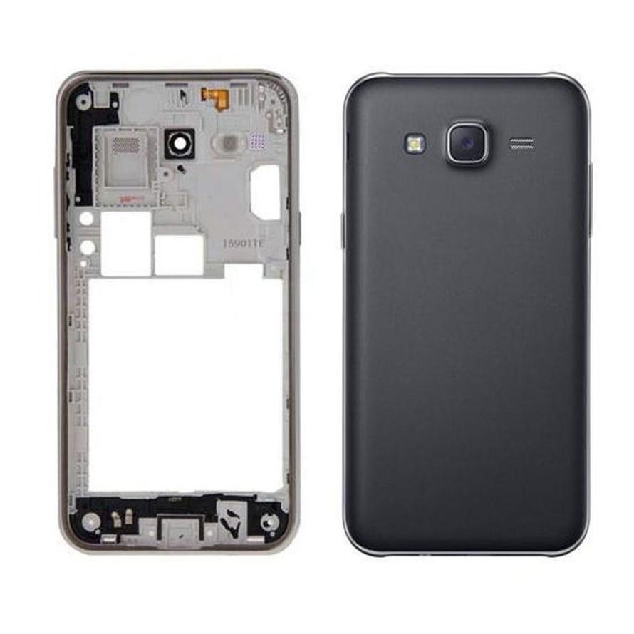 san francisco fd966 69067 Full Body Housing for Samsung Galaxy On7 Pro - Black