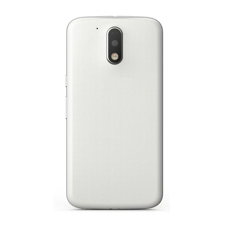 save off b84c6 a1506 Full Body Housing for Moto G4 Plus - White